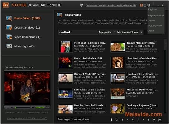YouTube Downloader Suite 3.5.0