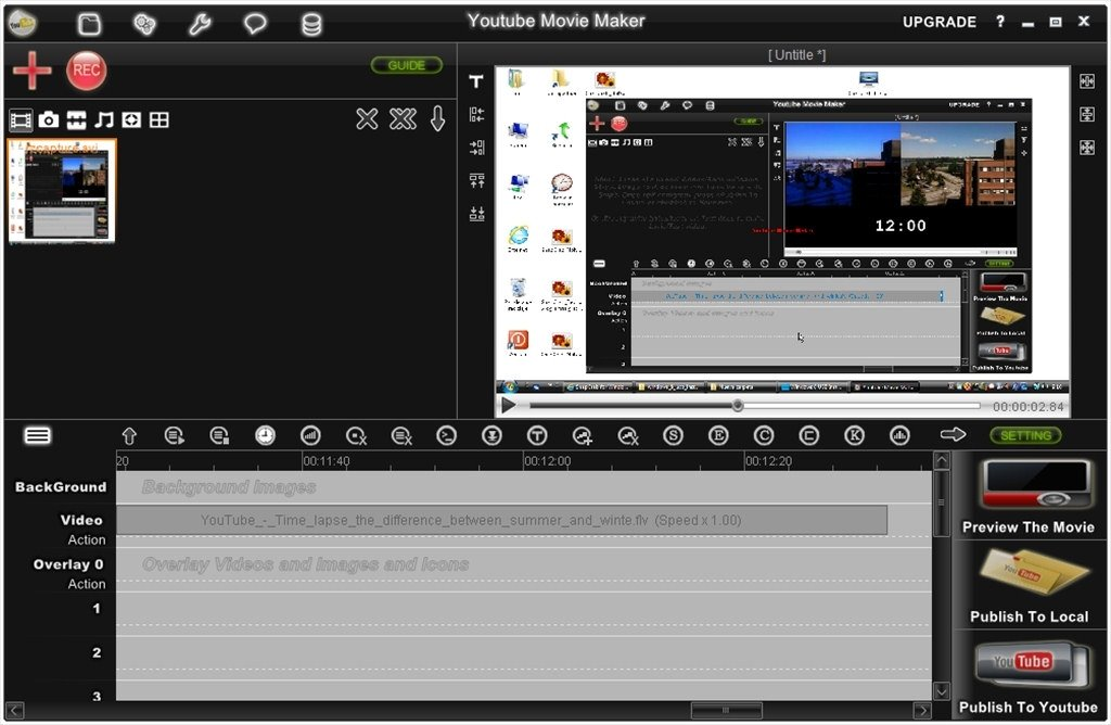 Youtube Movie Maker Download Gratis