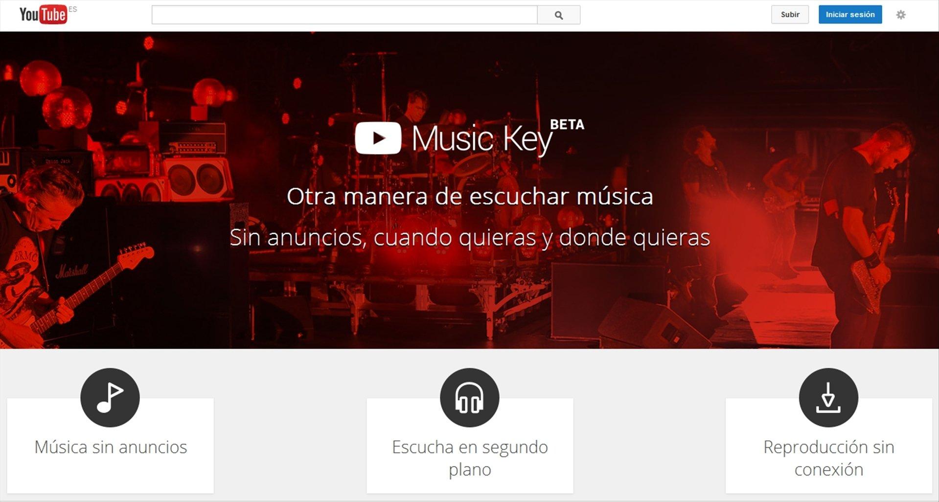 YouTube Music Key Webapps image 4