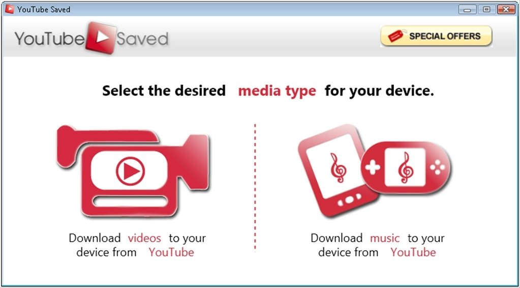 YouTube Saved