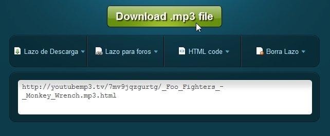 YoutubeMP3 tv Online (English) - Free