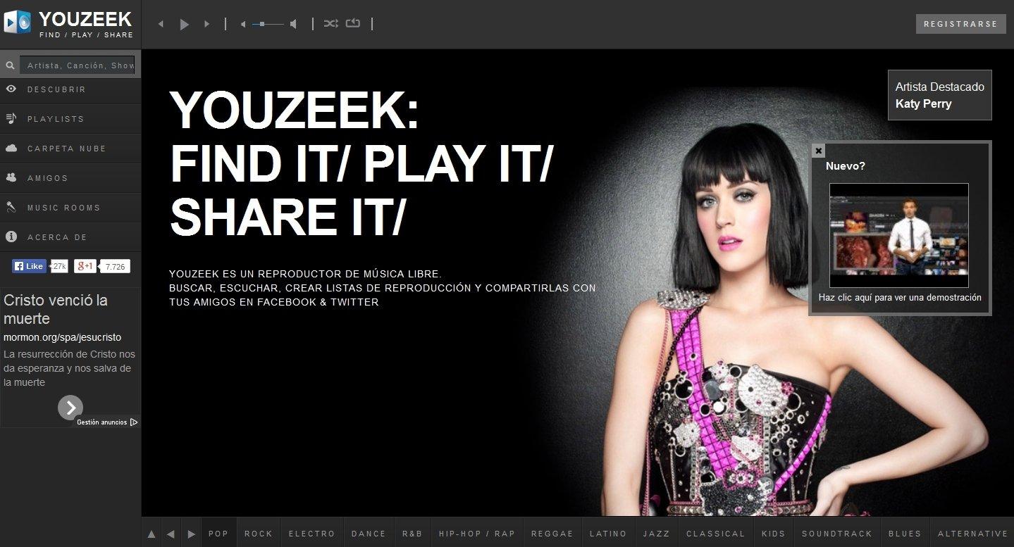 Youzeek Webapps image 5