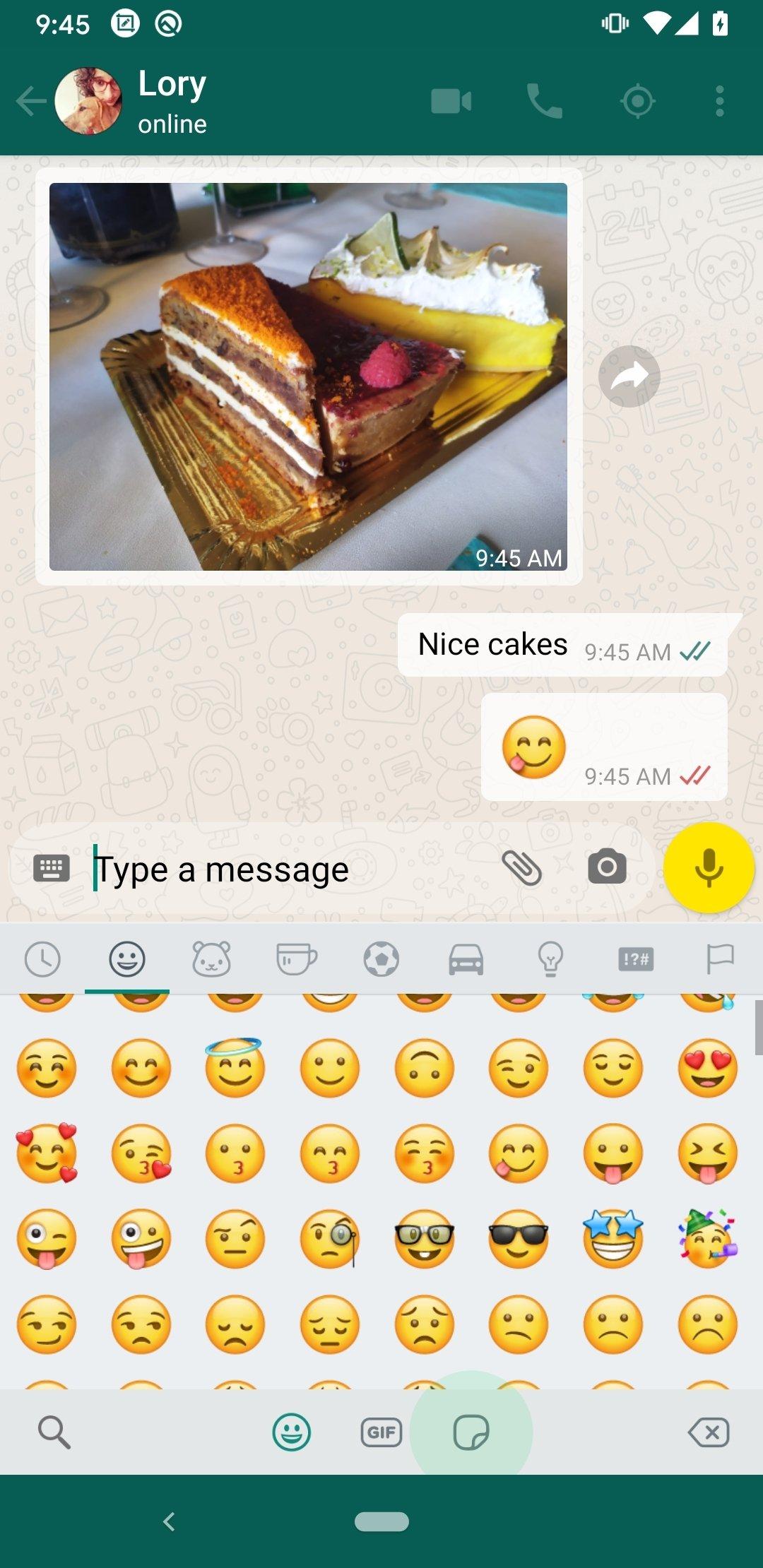 Yo whatsapp update 2019