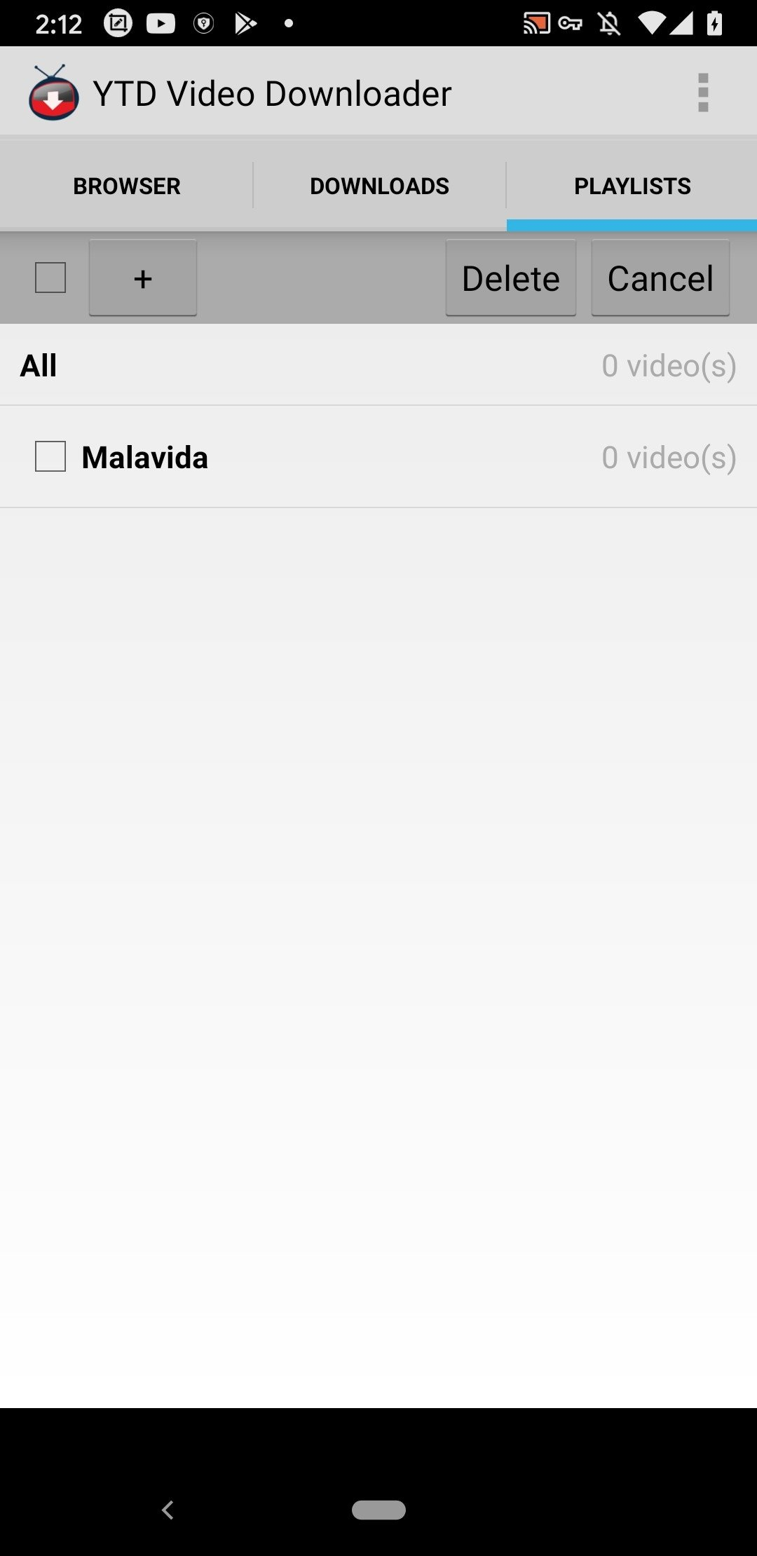 Youtube downloader app for android free download.