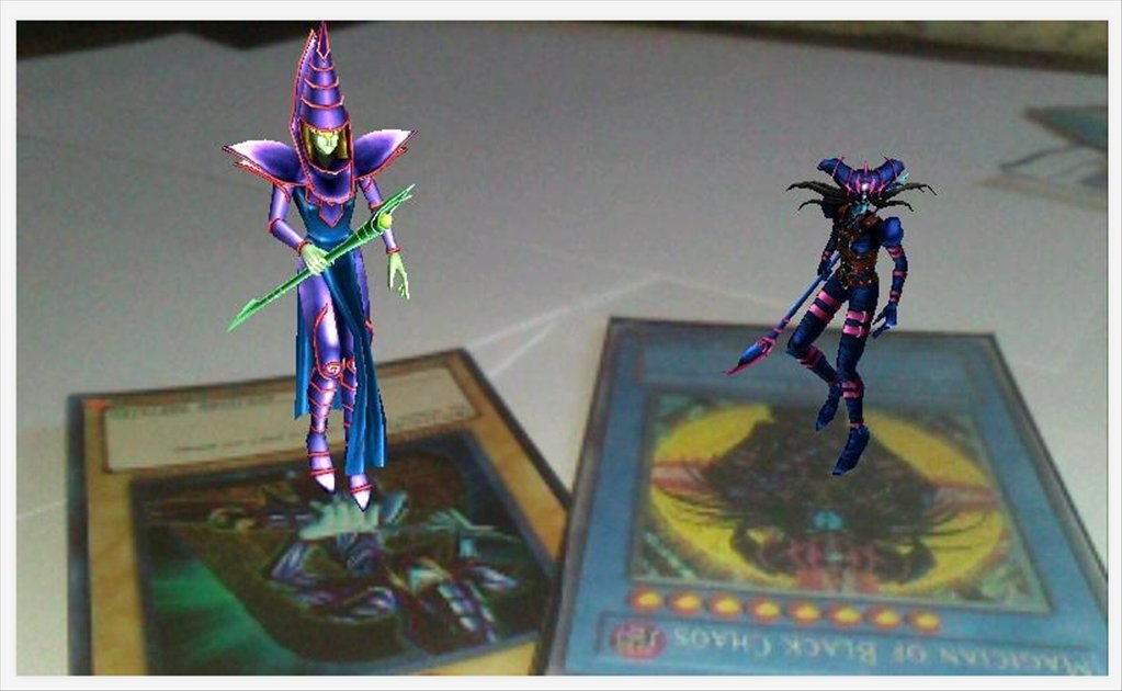 Yu-Gi-Oh! Dueling AndroDisc Android image 8