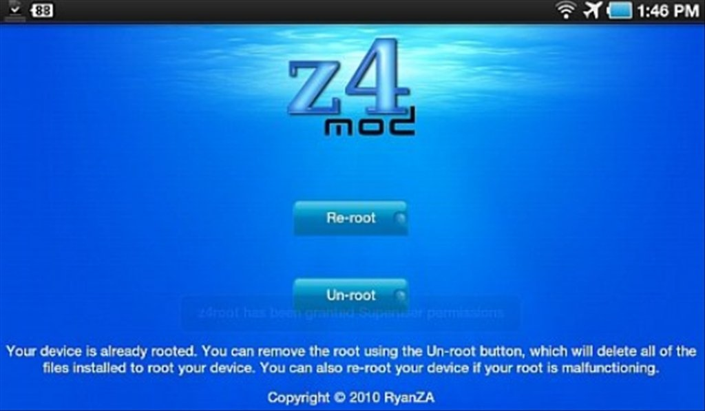 z4root 1 3 0 - Download for Android Free
