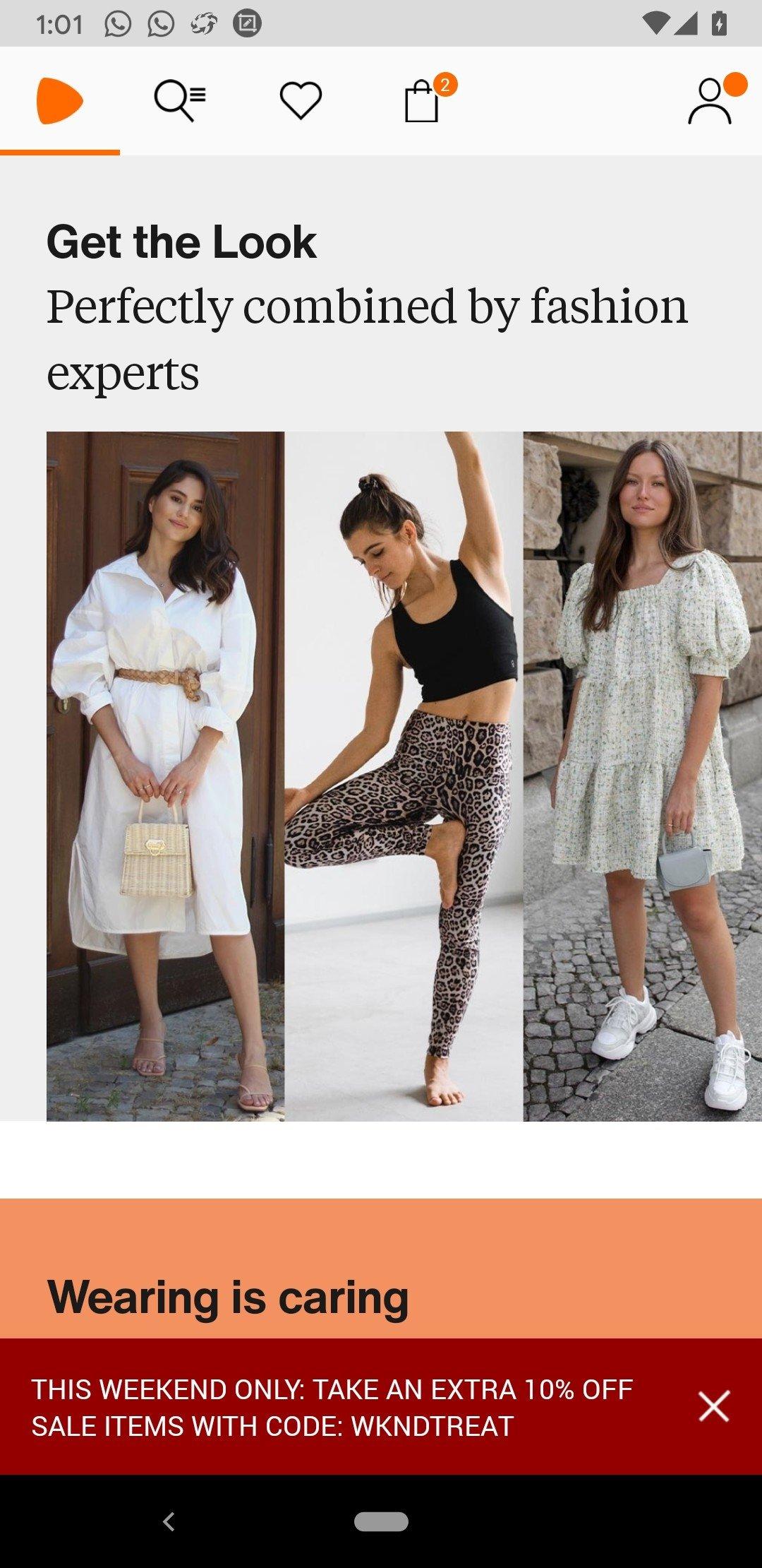 Zalando - Shopping & Fashion Android image 7