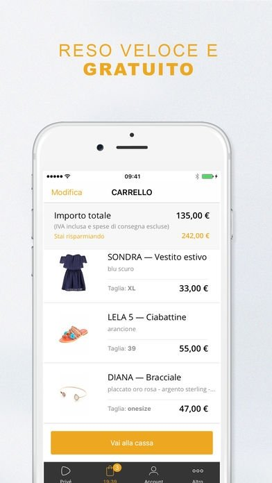 new arrival a91c2 ca25a Zalando Privé - Shopping Club - Download for iPhone Free