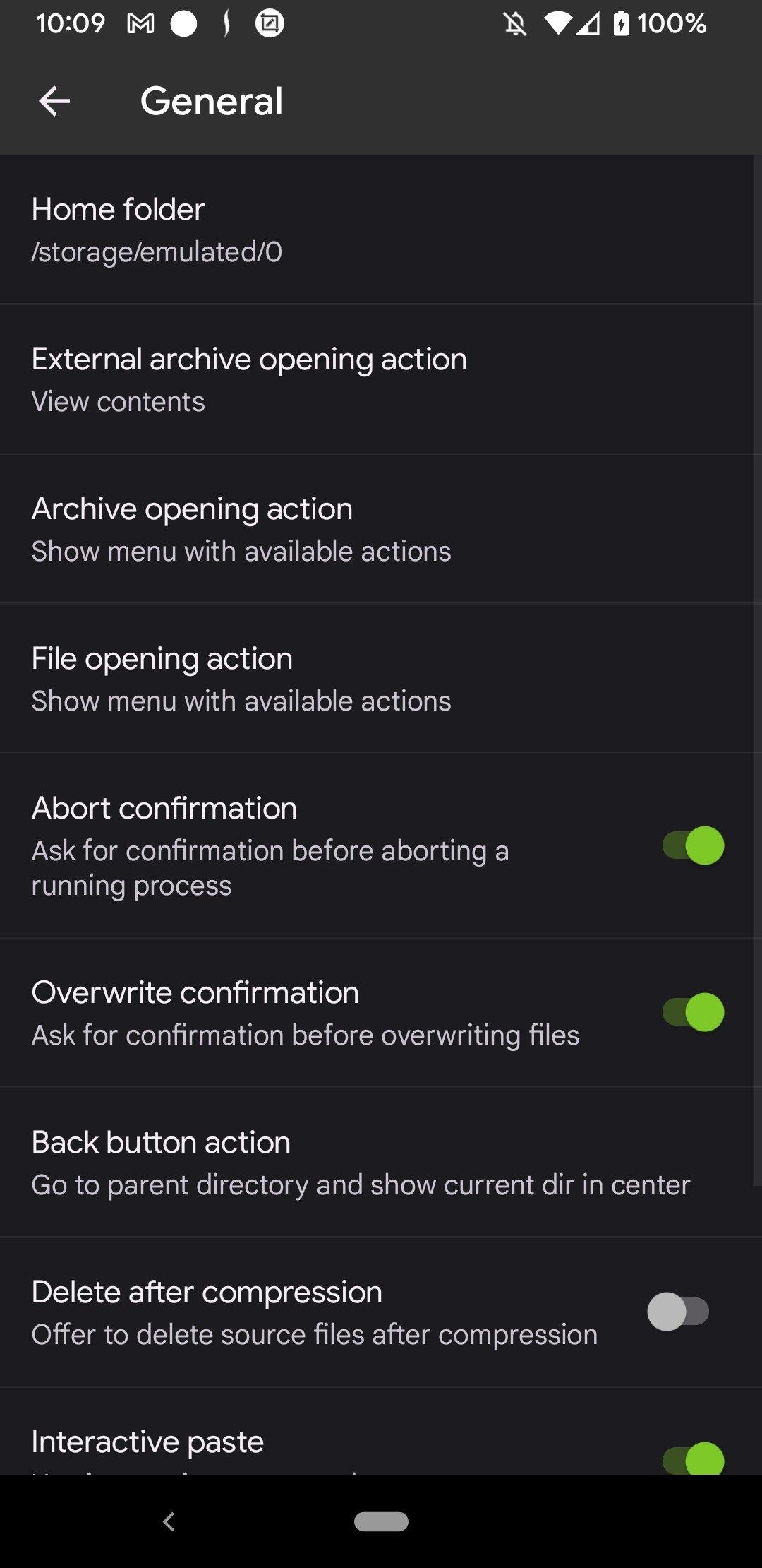 ZArchiver 0 9 1 - Télécharger pour Android APK Gratuitement