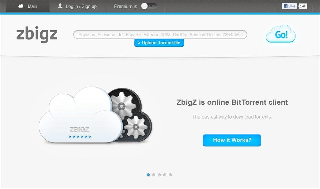 Zbigz Webapps image 4