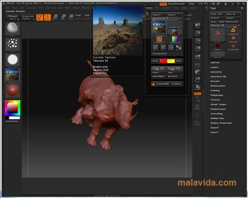 zbrush free download full version mac