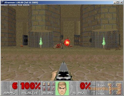ZDaemon 1.09 (Online Doom)