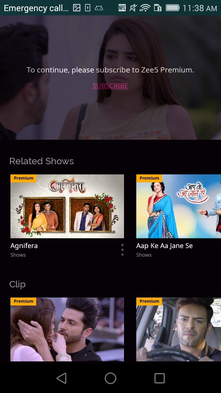 ZEE5 15 23 23 - Download for Android APK Free