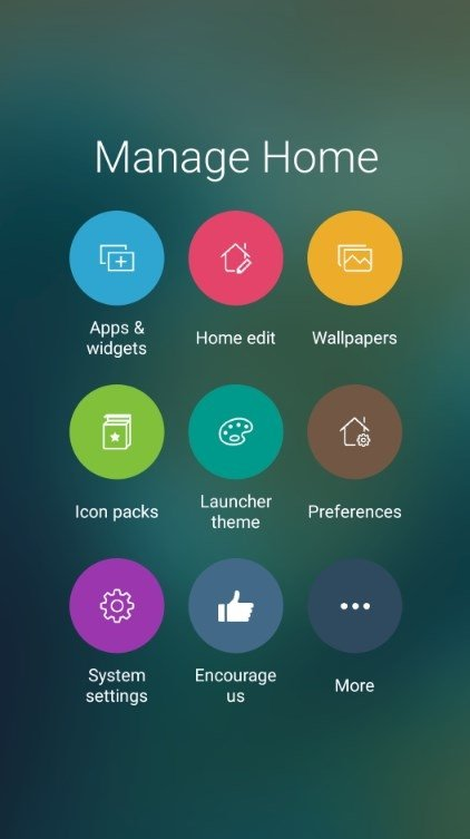 ZenUI Launcher 6 0 0 88 - Download for Android APK Free