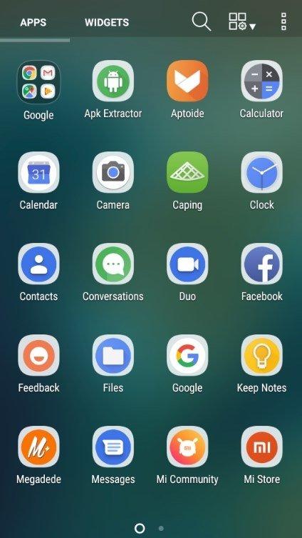 download apk launcher asus zenfone go