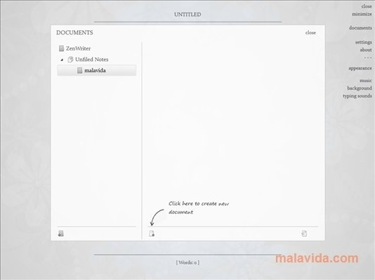 ZenWriter 2 38 - Download for PC Free