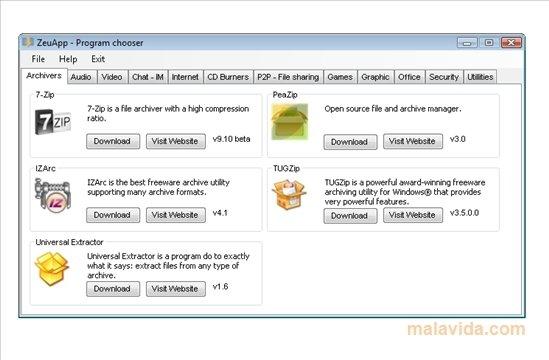ZeuAPP 2 0 - Baixar para PC Grátis