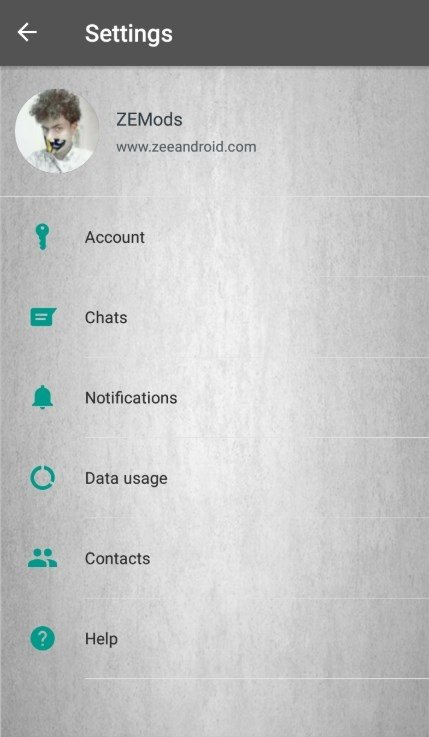 ZEWhatsApp 6 65 - Download for Android APK Free