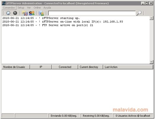 zFTPServer Suite image 4