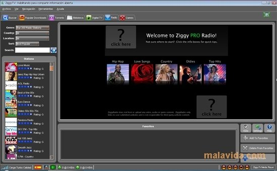 ziggy tv pro download