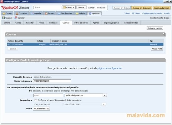 Zimbra Desktop 7 3 1 - Download for PC Free