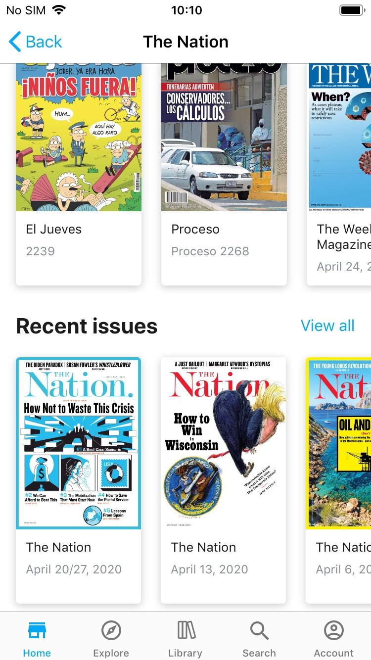 Zinio - The World's Magazine Newsstand - Download for