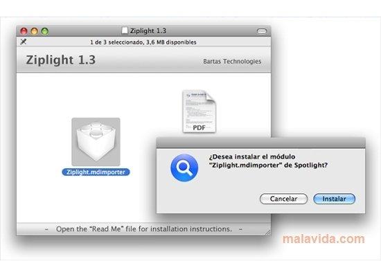 Ziplight Mac image 2