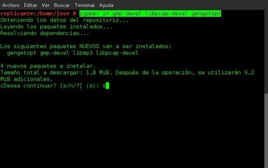 ZMap Linux image 2