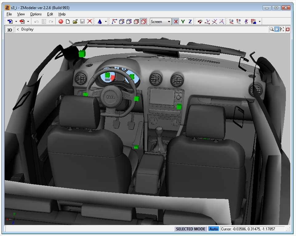 ZModeler 2 2 6 - Download for PC Free