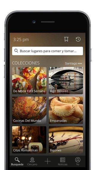 Zomato iPhone image 5