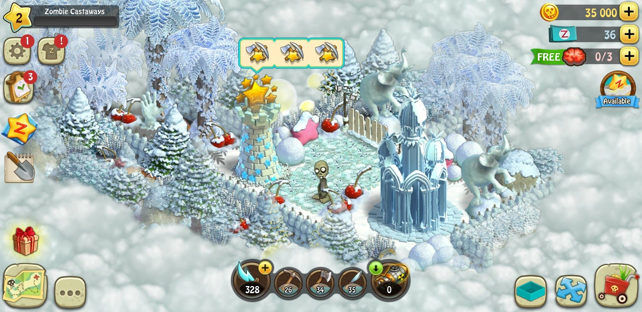 sims castaway apk free download