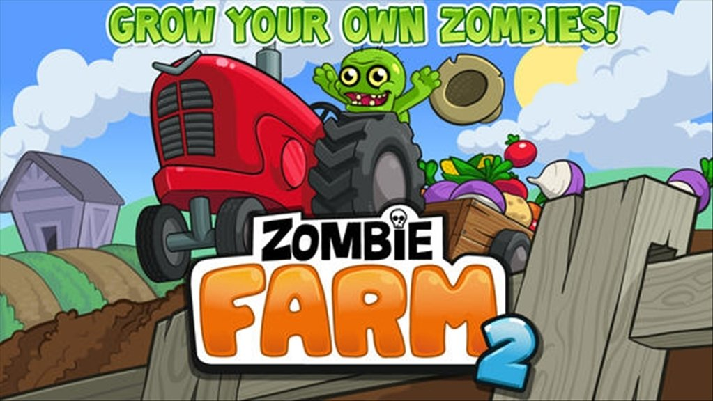 Zombie Farm iPhone image 5