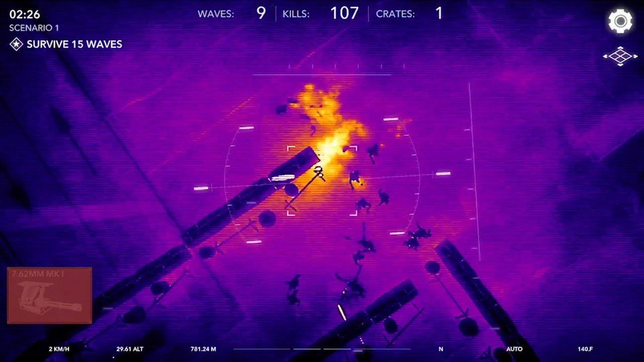 Картинки по запросу Zombie Gunship Revenant