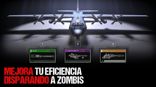 Zombie Gunship Survival iPhone image 5