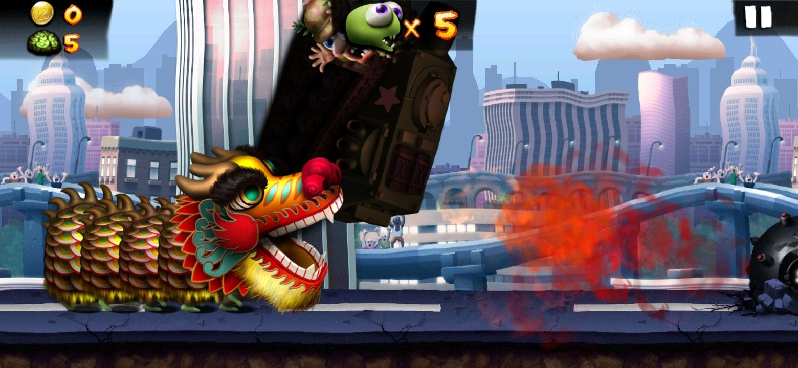 hack game zombie tsunami android