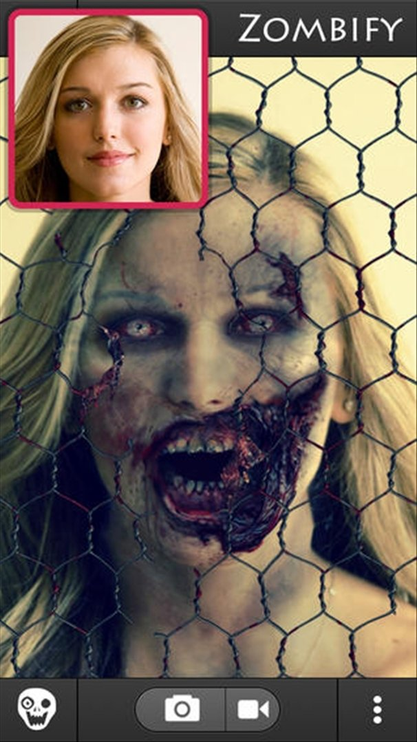 ZombieBooth iPhone image 5