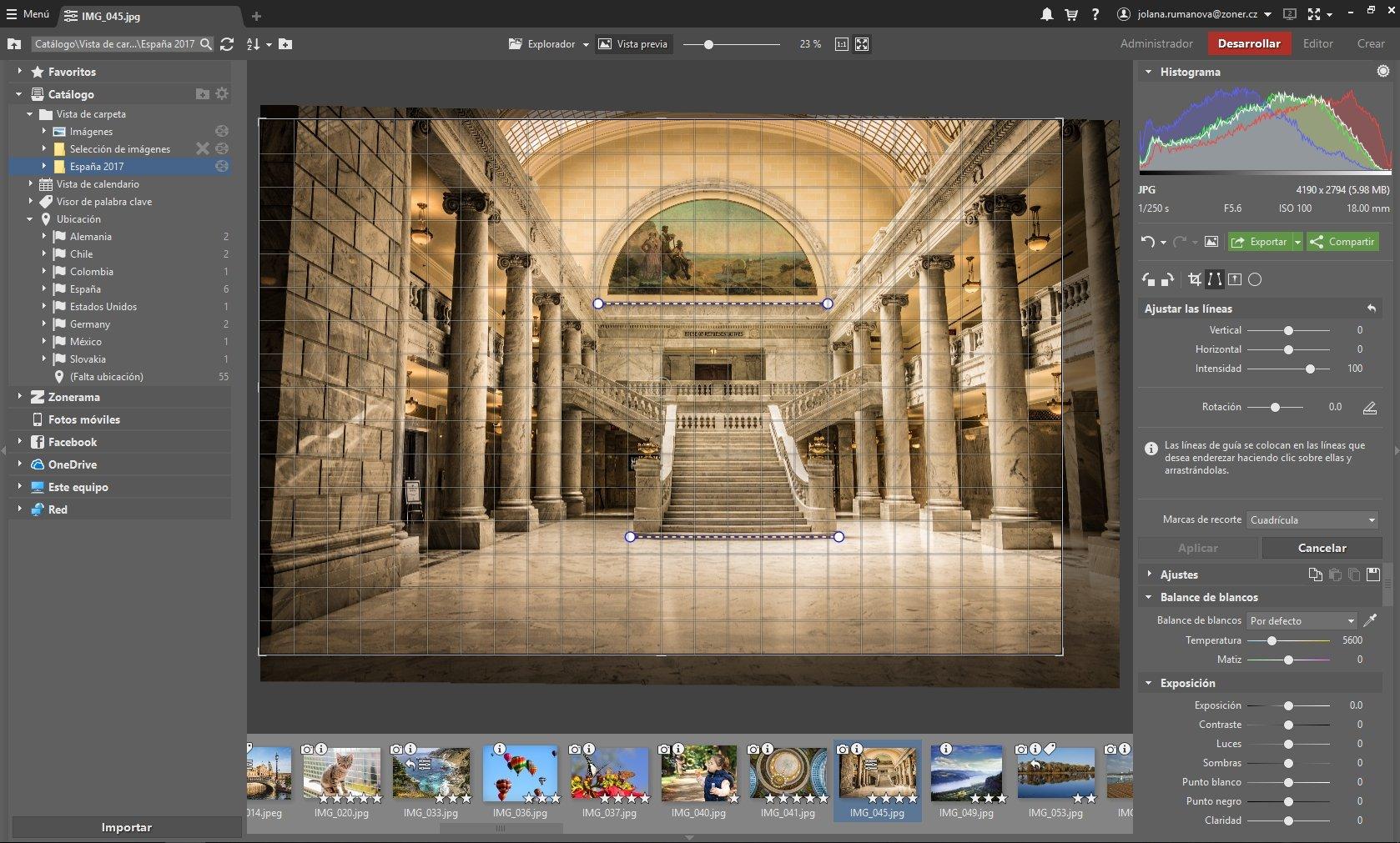Zoner Photo Studio image 5
