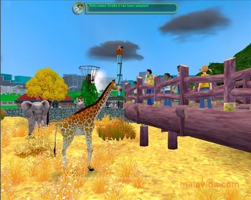 Zoo Tycoon 2 Demo