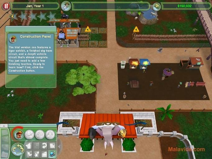 zoo tycoon 2 free downloads