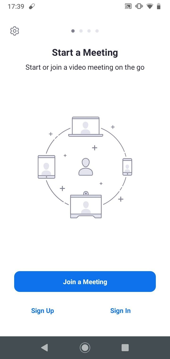 zoom cloud meetings apk android 4.4.4