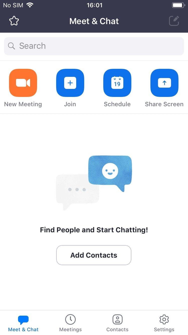 Zoom Cloud Meetings Download For Iphone Free