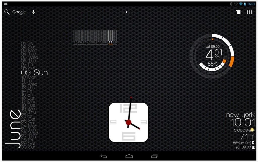 Zooper Widget Android image 8
