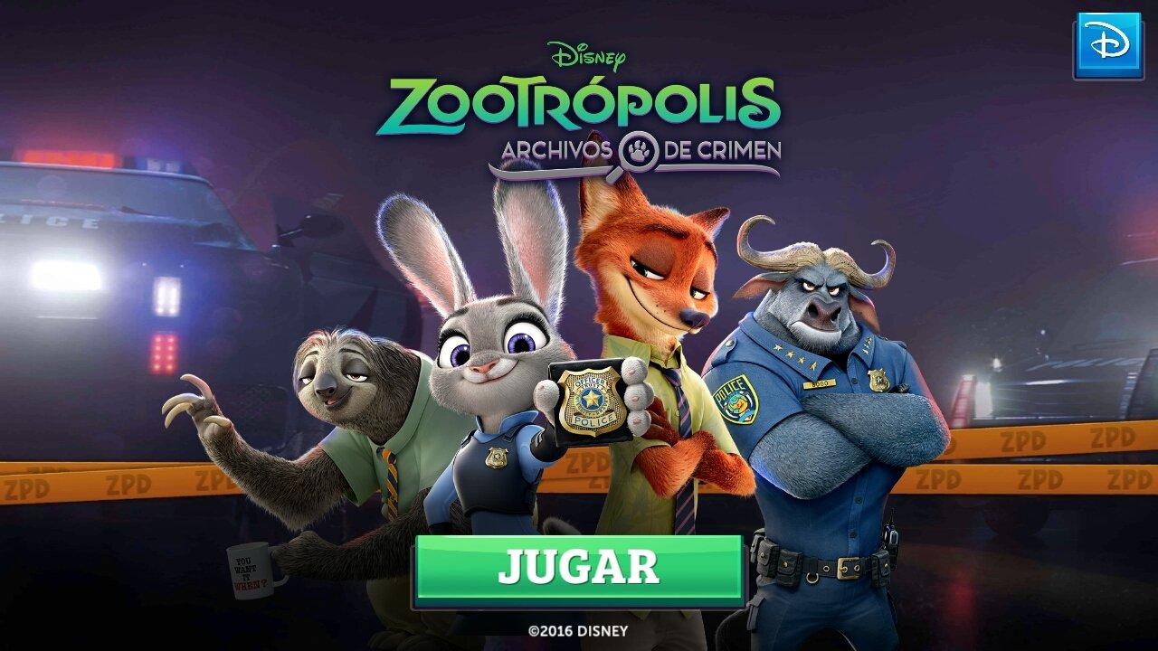 Zootopie Scènes de Crimes Android image 6