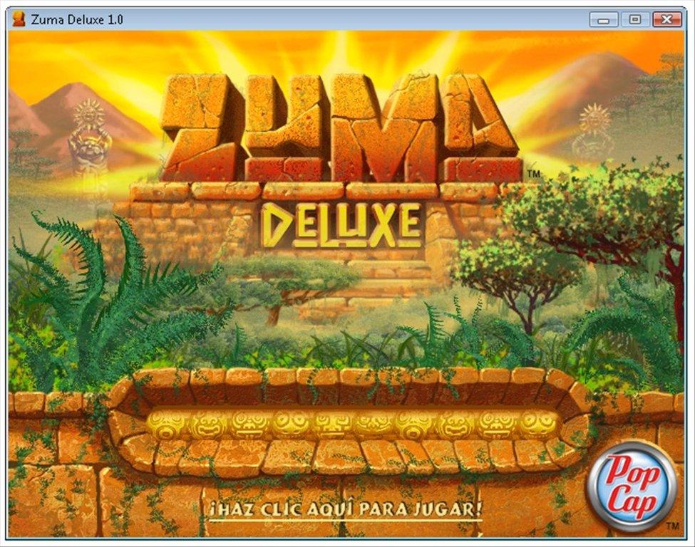 Zuma Deluxe Demo