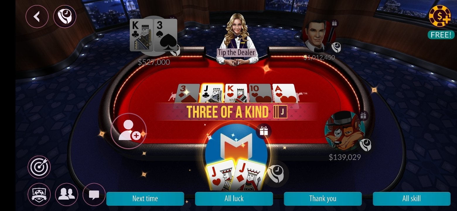 Zynga Poker 21 94 Download For Android Apk Free