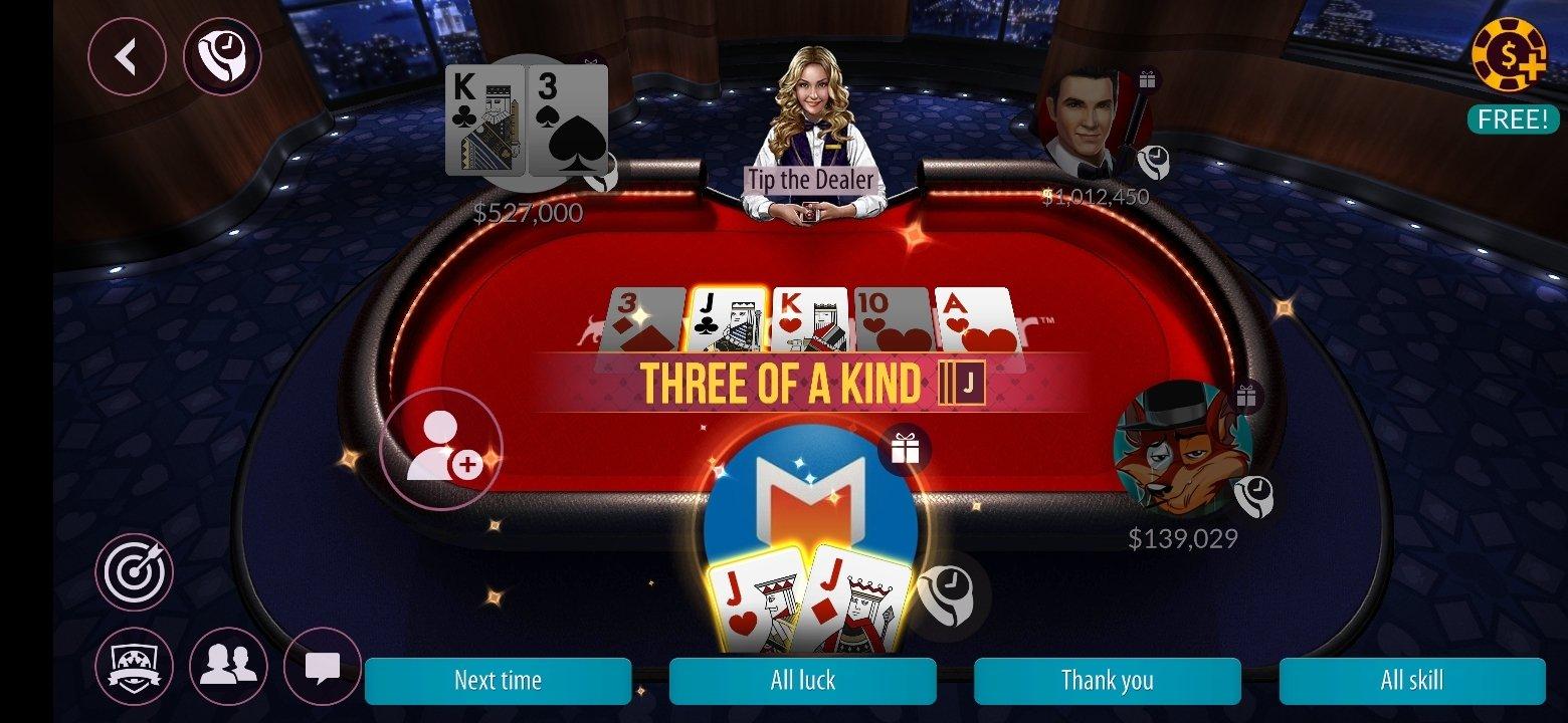Zynga Poker Android image 6