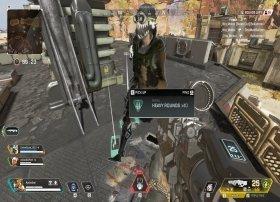 Cuáles son los distintos tipos de armas y munición de Apex Legends