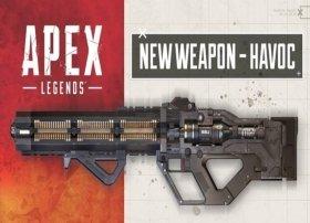 Qué es y cómo funciona el HAVOC, el nuevo arma de Apex Legends