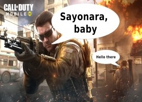 How to change the language in Call of Duty Mobile
