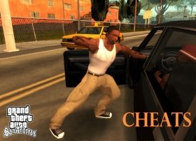 How to cheat in GTA San Andreas Android